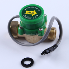"HT-120 G 1/2 ""-1/2"" water pump flow switch 0.5A.booster pumps flow switch(China (Mainland))"