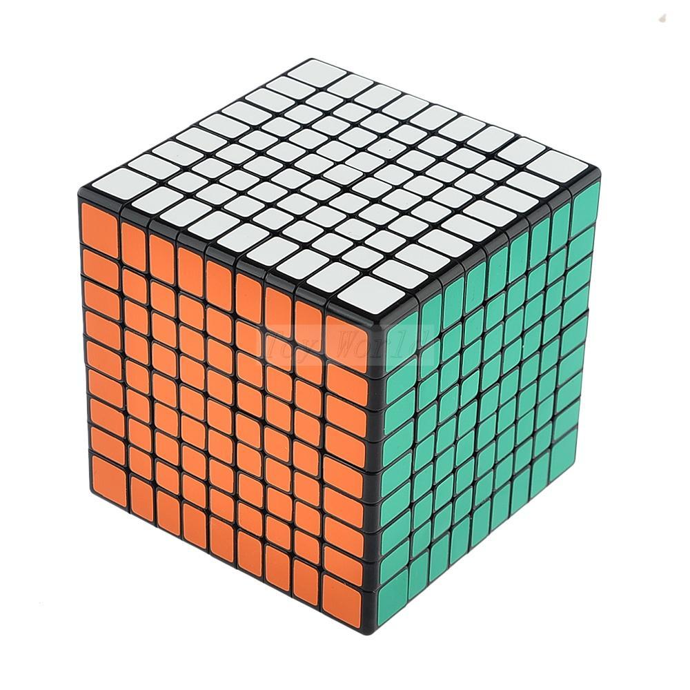 ShengShou 9x9x9 Magic Cube Professional PVC Stickers cobo Wholesale Cubo Magico Metallised Cubiks Juguetes Educativo Toys(China (Mainland))