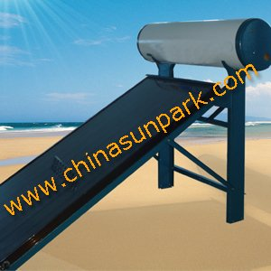 FP collector+150LTank and 1 pcs flat plate solar collector solar water(China (Mainland))