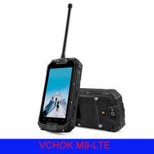 "VCHOK M9-LTE 4.5"" Android 5.1 Waterproof IP68 Smartphone MTK6735 Quad-core 1.3GHz RAM 2GB ROM 16GB Dual SIM FDD-LTE & WCDMA&GSM"