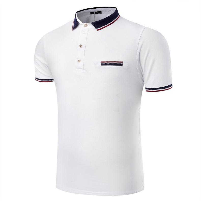 2016 summer short sleeve mens polo shirt brands button for All polo shirt brands