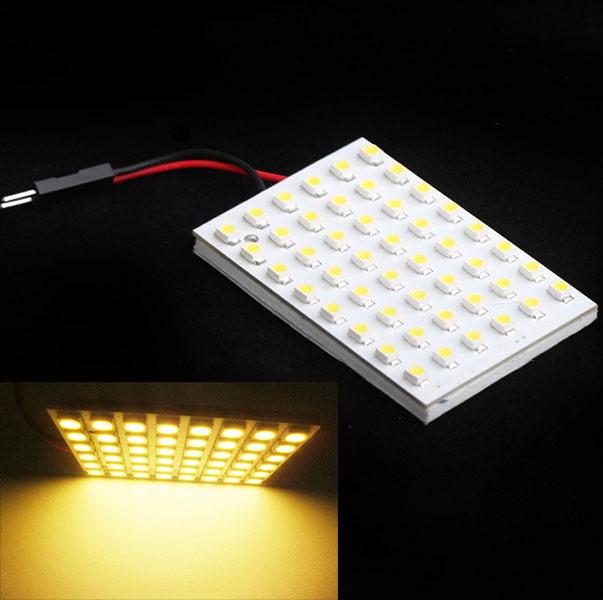Дежурное освещение Other 10 X 48 SMD 3528 59 BA9S T10 DC 3500K 12V 190Lm дежурное освещение tamehome pmma
