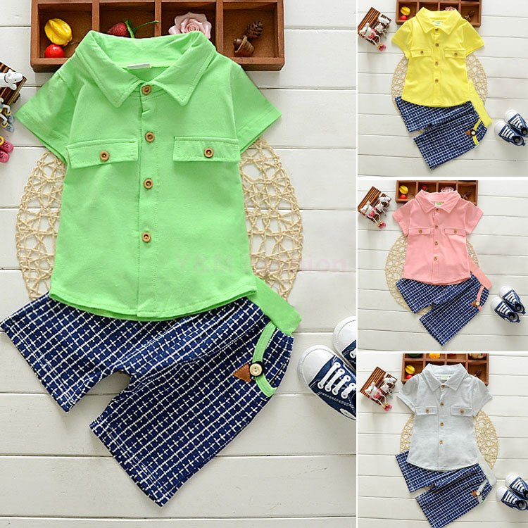 Boys clothes 2017 summer kids fashion casual letter t shirt pants children suit 2 pieces sets 3 12 years teenager
