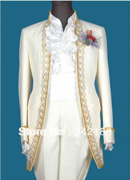 NEW mens wedding suit Groom wear complete designer tuxedo Bridegroom ...