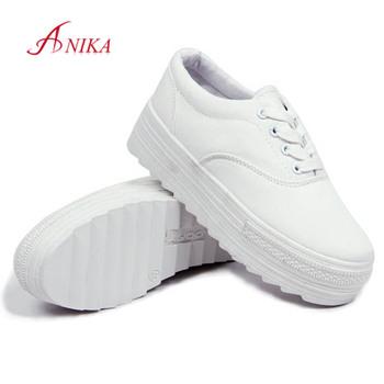 Белый черный холст хорошие кроссовки женщина размер 35 - 39 новых полуботинки туфли ...