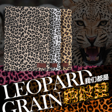 Top Quality Leopard PU Leather Case For Samsung Galaxy Tab A 9.7 T550 T555 Leopard Leather Tablet Stand Cover Case + Film + Pen(China (Mainland))