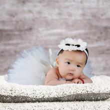 New Baby Photography Girls Boys Headband+Skirt Costume Photo Newborn Photography Prop Outfits Skirt  (China (Mainland))