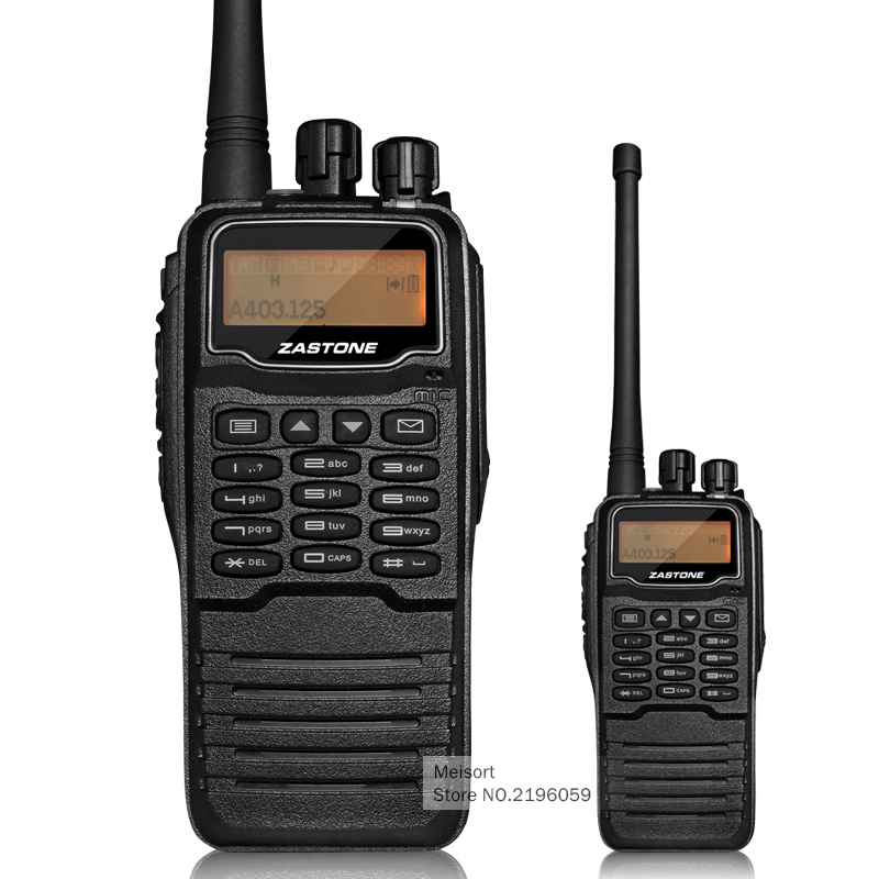 IP67 Waterproof Zastone DP880 DMR Digital Handheld Radio UHF 400MHz-470MHz Portable Radio Walkie Talkie 10km For Hunting Radio(China (Mainland))