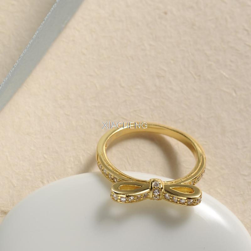Pandora Bow Ring Size