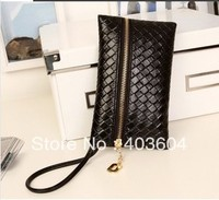 Women Wallet Bag Fashion Woven Belt Handle For Cell Phone Bag/Pouch/Case