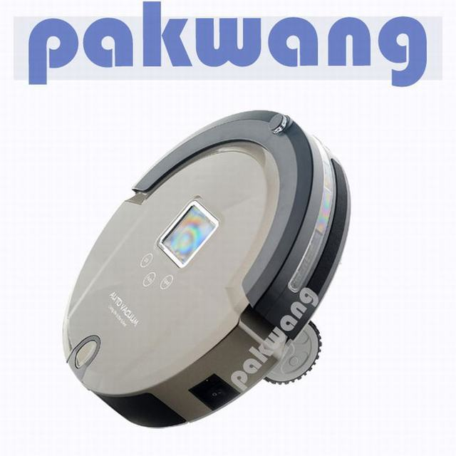 4 in 1 Multifunctional Robot Vacuum Cleaner SQ-A320 Champagne Color Mopping Cleaner,electric vacuum cleaner