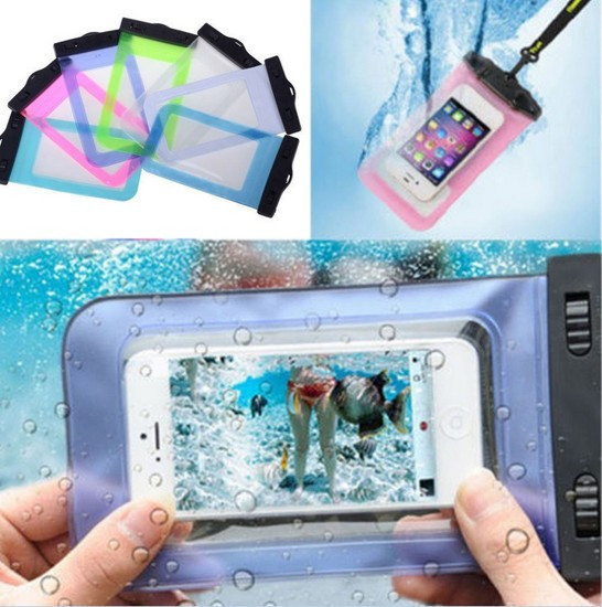 Waterproof Durable Water proof Bag Underwater back cover Case For iPhone 6 5 5s 4 4s for touch 5 Pouch for galaxy s4/3(China (Mainland))