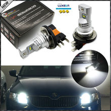 Buy 2pcs Xenon White Powered Philips Luxeon LED H15 LED Light Bulbs ForAudi BMW Mercedes Volkswagen Daytime Running Lights for $24.02 in AliExpress store