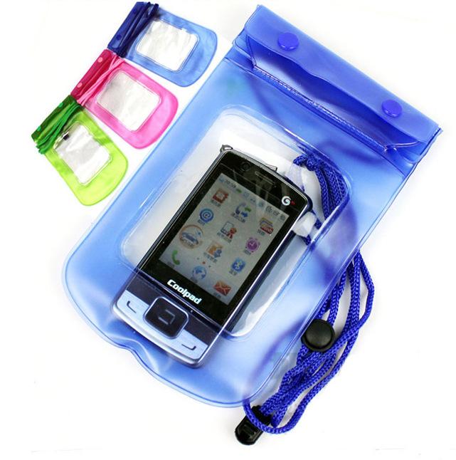 CQ Special offer mobile phone waterproof bag waterproof bag swimming and diving drifting debris moisture bag hot summer(China (Mainland))
