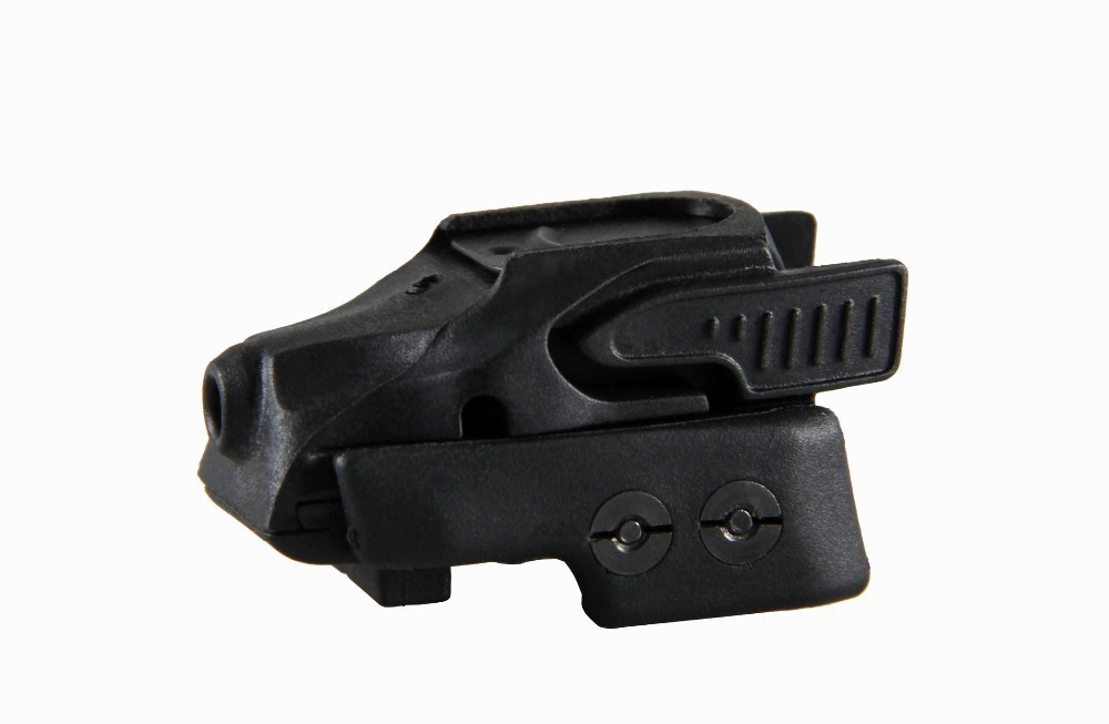 Hot Sale Tactical Mini Laser Sight Red Laser Sight With One Hole For Hunting BWL-001(China (Mainland))