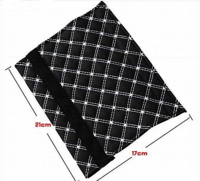 Mance H 2 Color New Hot Sale 1 Pair Car Safety Seat Belt Shoulder Pads Cover
