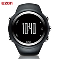 Best Selling EZON T031 Luxury Original Brand GPS Timing Running Sports Watch Calorie Counter Digital Watches