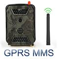 Hunting camera New HD GPRS MMS Digital Infrared Trail Camera 2 0 LCD 8 0Megapixels IR