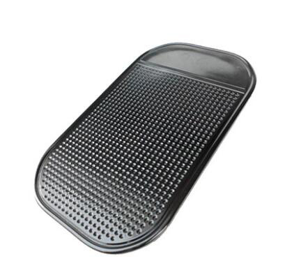 Car Accessories Anti-Slip Mat Silicone Car Mats Automobile Organizer 2 Colors For Option(China (Mainland))