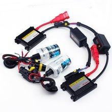 H3 35W 3200lm 6000K Car HID Lamp w/ Ballast - Black (12V / 2 PCS)(China (Mainland))