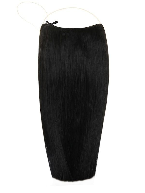Halo One Piece Human Hair Extensions 35