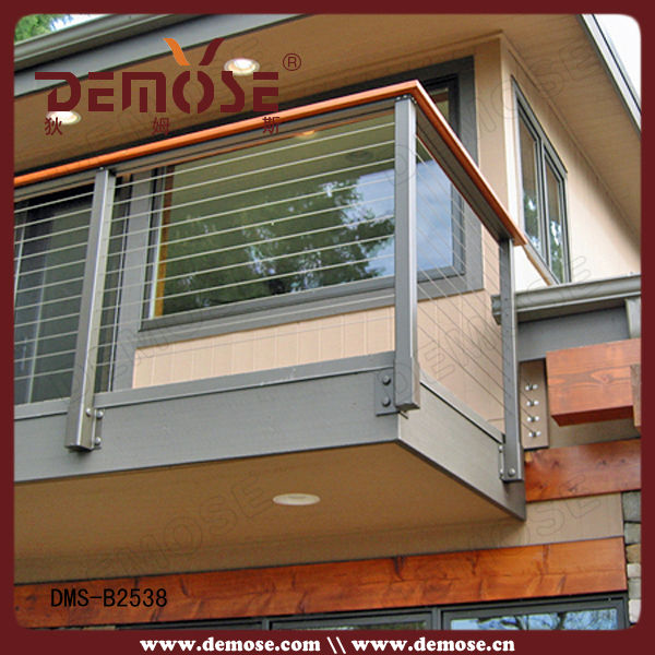 balcony tension wire railing new products(China (Mainland))