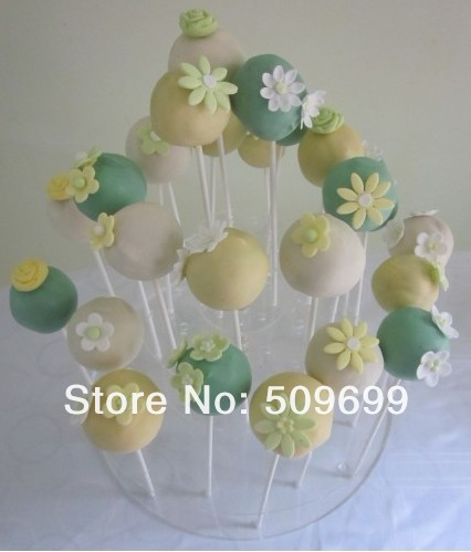 4 tier acrylic lollipop display stand, candy holder for home decor/ wedding favors (size 7.5,17.5,30,30cm)(China (Mainland))