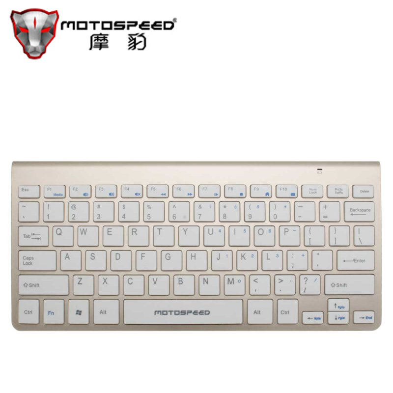 Motospeed G9800 Ultra Slim Keyboard Mouse Combos 2.4 GHz Wireless Keyboard 1200DPI Optical Mouse Combo Set Kit with USB Reciver(China (Mainland))