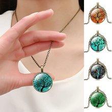 Snow White Princess pendant necklace art picture glass cabochon Antique Bronze chain necklace statement necklace for women
