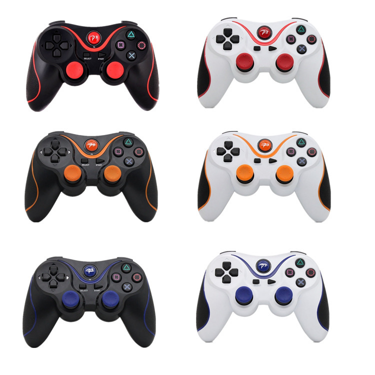 wholesale Wireless Game Bluetooth Remote Joystick Controller For Sony for PS3 Playstation(China (Mainland))