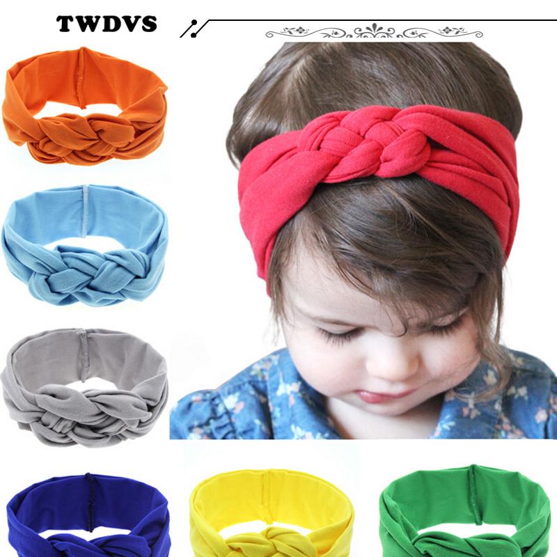 TWDVS 2017 newborn baby ears headband high quality armor elasticity Headwear kids hair bands baby girls hair accessories KT053(China (Mainland))