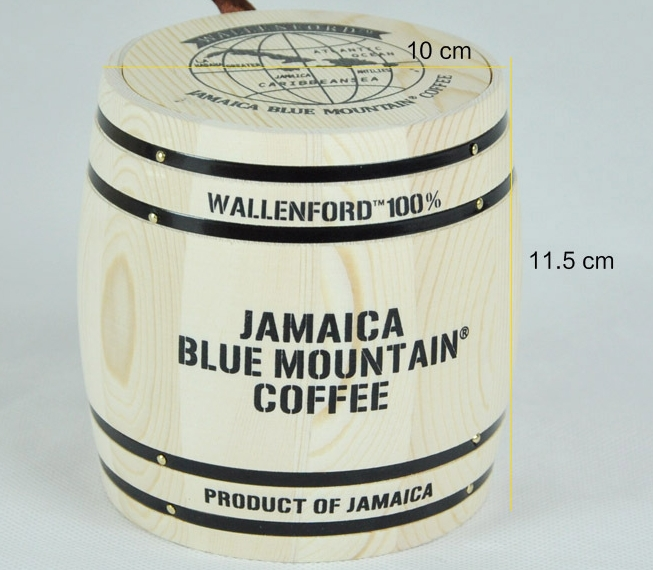 New store promotions BUY 3 GET 4 114g Jamaica canned blue mountain coffee beans fruit tast