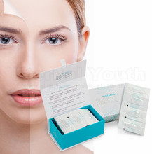 Original 10 Sachets Instantly Ageless Jeunesse Eye Cream Anti Aging Skin Care Products Anti-Wrinkle Free Shipping +Free Gift