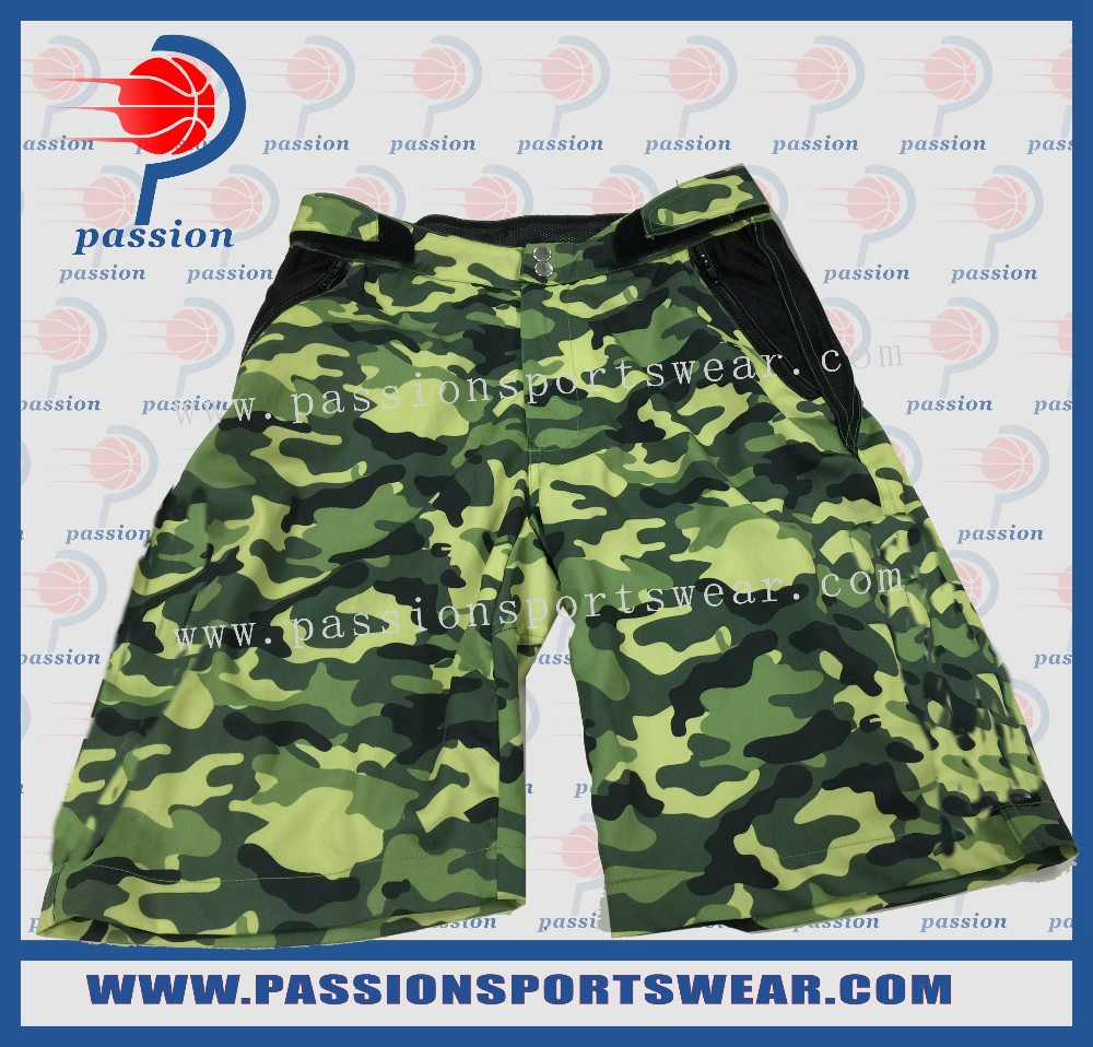 100 polyester custom sublimation thai training suit mma short, fight / kick boxing / grappling shorts mma gear(China (Mainland))