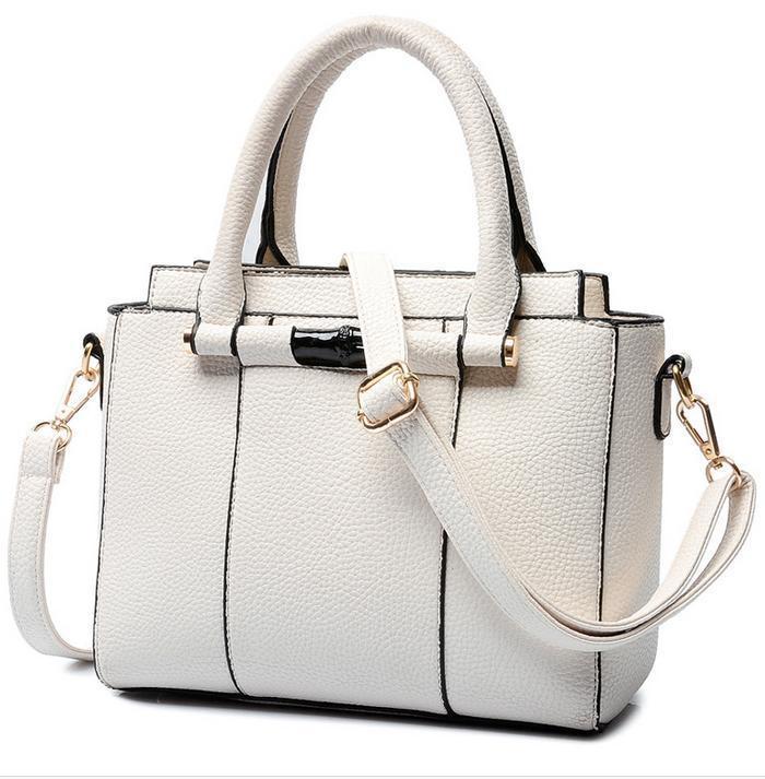 Handbags 2015 new handbag European and American fashion handbags shoulder bag Messenger bag embossed shape large capacity(China (Mainland))