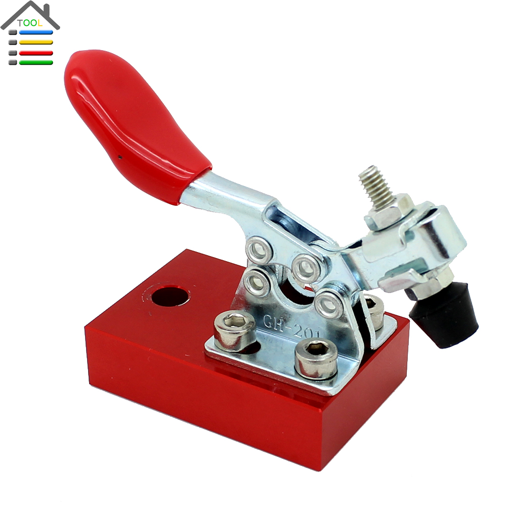 New CNC Router Fixture Quick Clamp Press Plate Engraving Machine Fastening Platen Tool(China (Mainland))