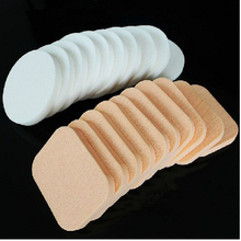 10 PCS Women Lady Beauty Makeup Foundation Cosmetic Facial Face Soft Sponge Powder Puff Cosmetic Puff(China (Mainland))