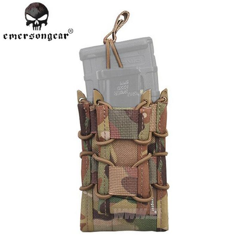 NEW Emerson Pouch Double Decker Magazine Pouch military army bag Utility Airsoft Pouch MOLLE 1000D multicam black coyote brown<br><br>Aliexpress