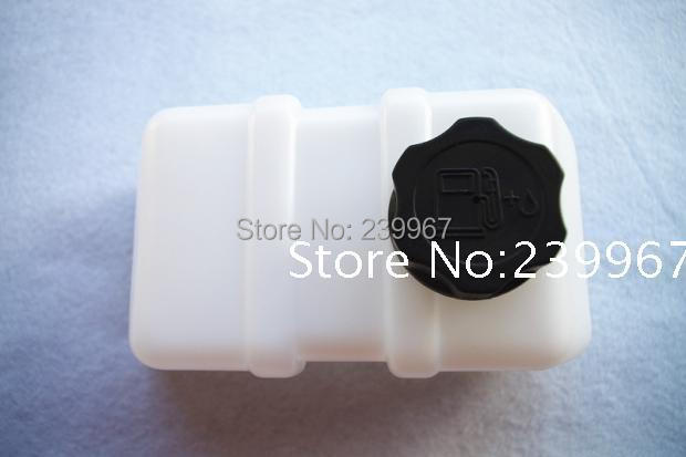 Fuel tank assembly for Mitsubishi T200 engine free shipping cheap trimmer fuel tank cap sprayer brush cutter replacement parts(China (Mainland))