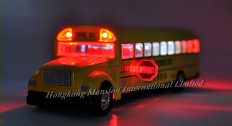 132 Car Model For Bluebird School Bus style 2 (6)