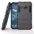 Shockproof Protective Case For Samsung J1 ACE Iron Hero Series Hybrid Cover Holster Stand Case For