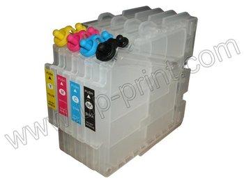 Refillable ink  Cartridge For Ricoh GC31 e2600,e3300,e3300N,e3350N,e5050N,e5500,e5550N with resettable chip