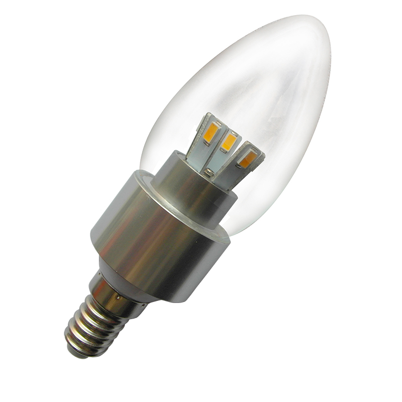 High Quality Work Stable 360 degree SMD5630 LED Bulb E14 5W Candle Light Lamp 400LM AC85-265V Equal to 75W Halogen Bulb(China (Mainland))