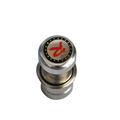 Universal Car DC 12 24V Power Plug Socket Output Auto Car Cigarette Lighter LIgnition Adapter Silver