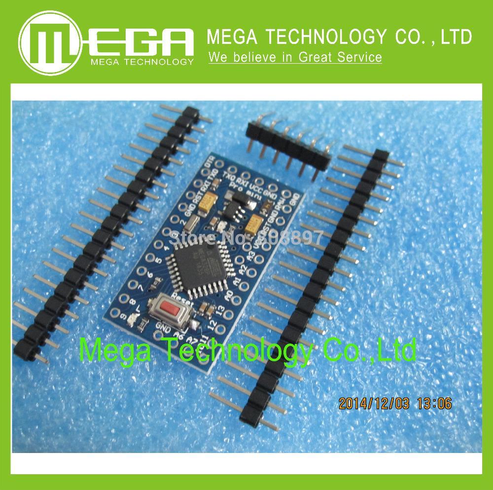 Free ! new version! 5pcs/lot, QFN Pro Mini 328 Mini ATMEGA328 ATMEGA328P-MU 5V/16MHz Arduino