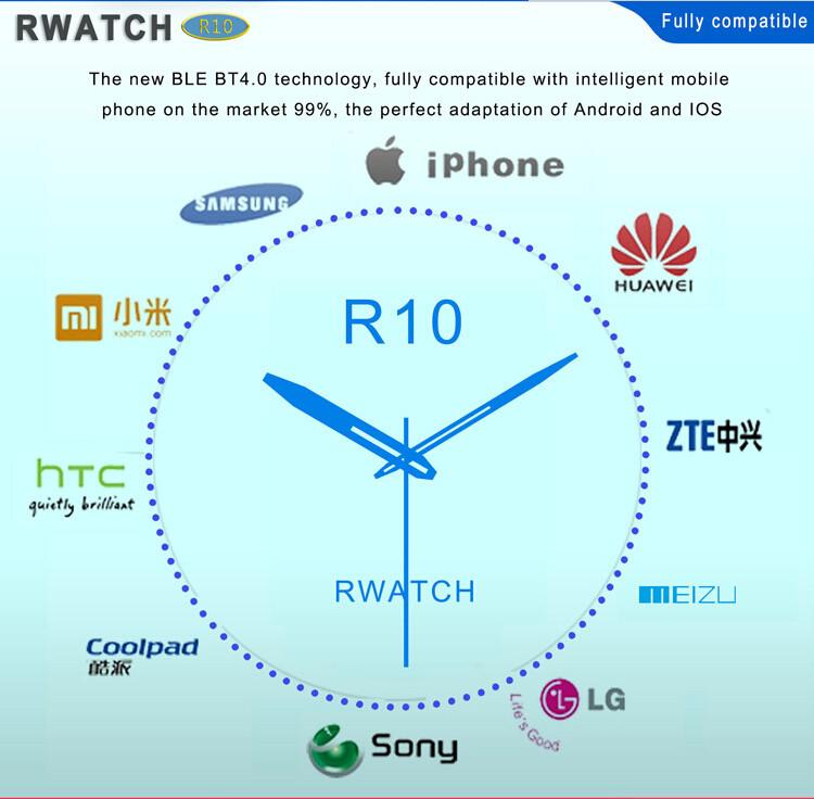 Smart Electronics Bluetooth Smart Watch With BT Dialing Pedometer Sleep Tracker Smartwatch Wristwatch for iPhone HTC Xiaomi Sony