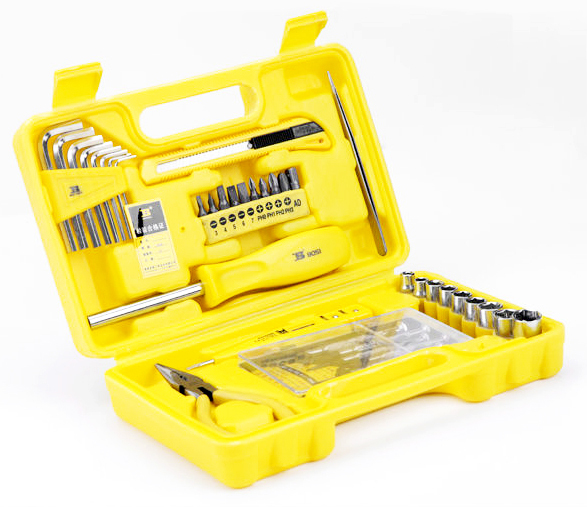 free shipping best price for  BOSI 38 in 1 household tool set