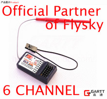 Buy FlySky FS-R6B 2.4Ghz 6CH receiver FS R6B RC FS-CT6B TH9x i6 i10 T6 CT6B for $9.00 in AliExpress store