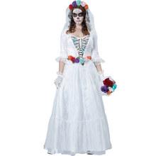 Vampire Zombie Kleid dekadenten