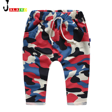 Camouflage Pants Children Clothing Boys Pants Brand Kids Pattern Casual Trousers For Baby Boys High Quality Handsome Kids Pants(China (Mainland))